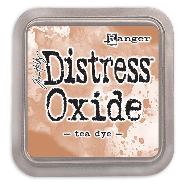 Tim Holtz Tea Dye Distress Oxide Ink Pad
