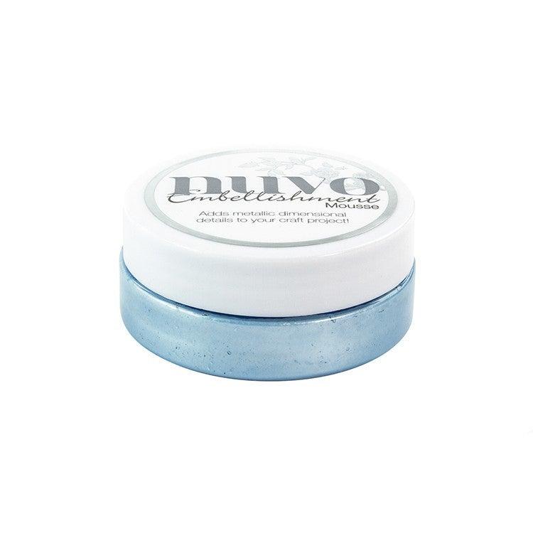 Nuvo - Embellishment Mousse - Cornflower Blue