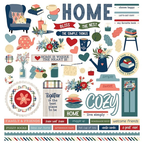PhotoPlay Heart of Home 11 piece set