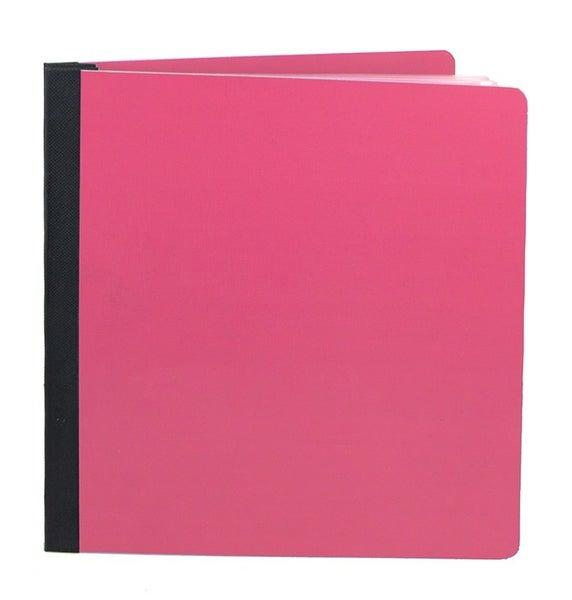 Simple Stories SNAP Studio Flipbook Collection 6 x 8 Flipbook  PINK