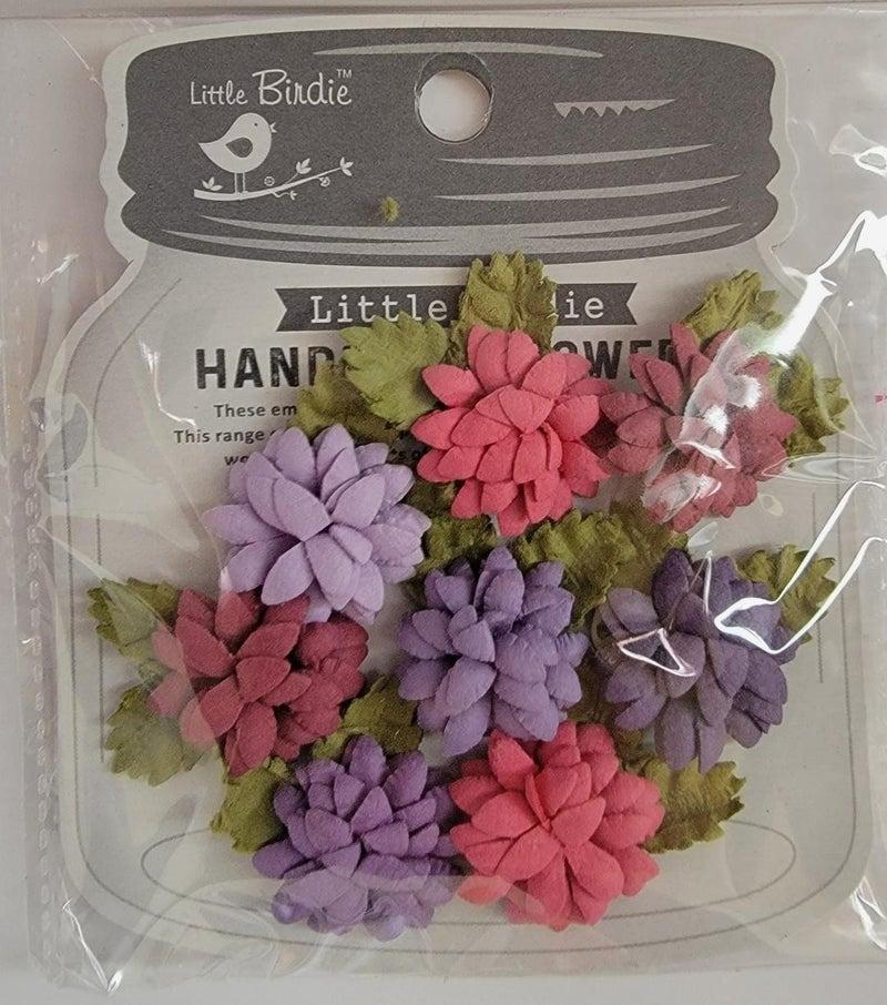 Little Birdie Crafts Julita Birds and Berries 8 pc
