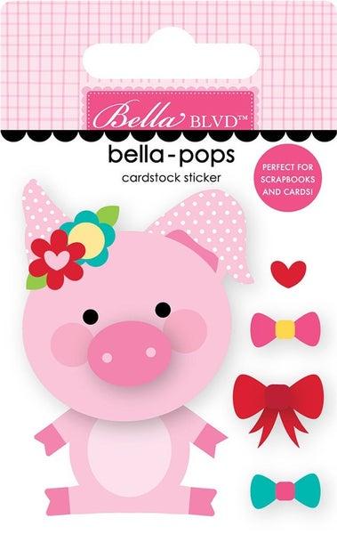 Bella Blvd My Candy Girl  Bella Pops  Pretty Piggy