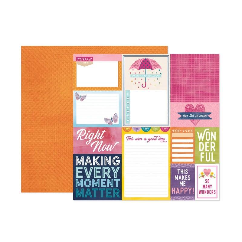 Paige Evans Wonders 24 Pack Papers One each Design