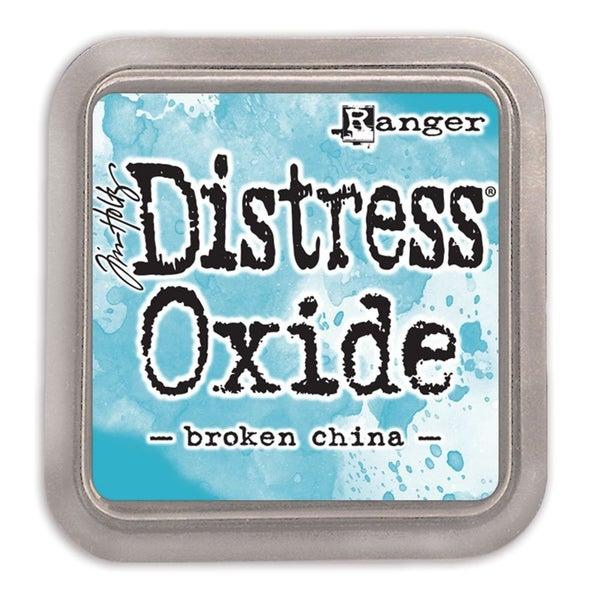 Tim Holtz Broken China Distress Oxide Ink Pad