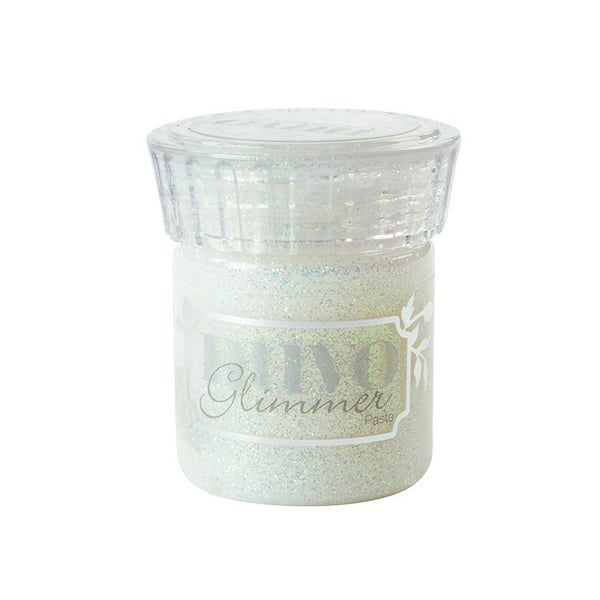 Nuvo  Glimmer Paste  Moonstone