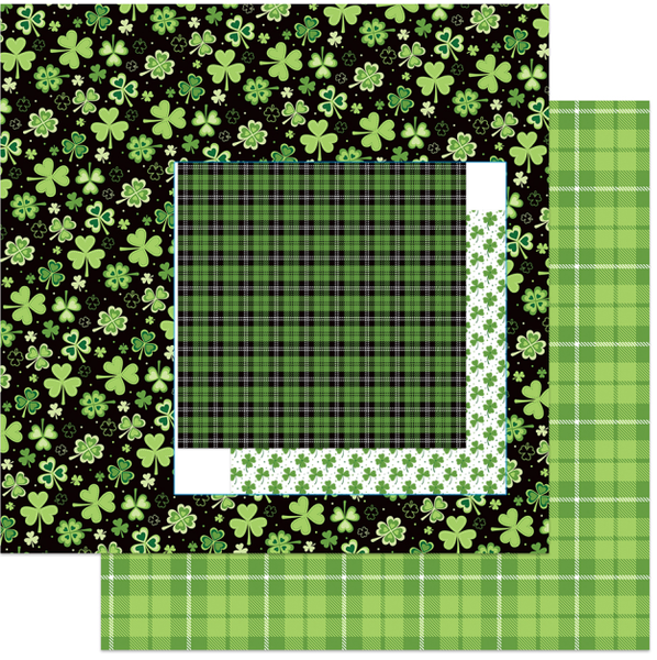 PhotoPlay Tulla and Norbert's Lucky Charm 4 pc Paper Set