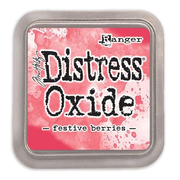 Tim Holtz Festive Berries Distress Oxide Ink Pad