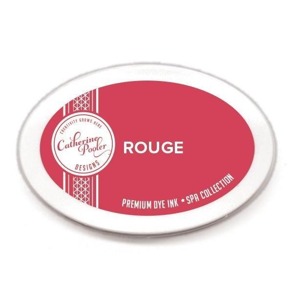 Catherine Pooler Premium Dye Ink Pads  ROUGE