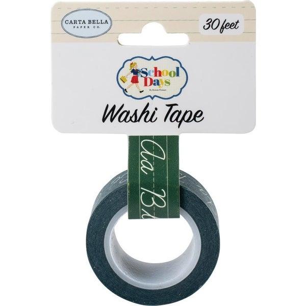 Carta Bella School Days Washi Tape