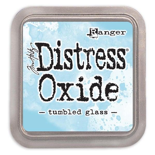Tim Holtz Tumbled Glass Distress Oxide Ink Pad