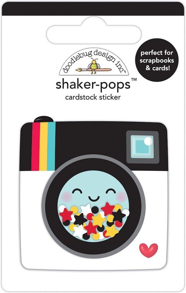 Doodlebug Design - Fun At The Park  Shaker-Pops - Magical Memories