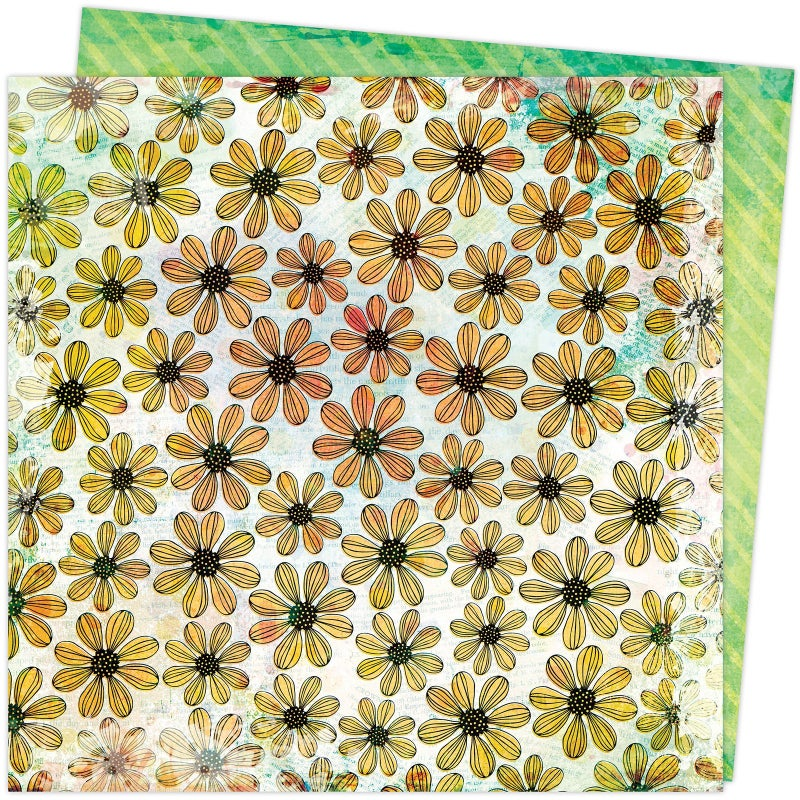 Vicki Boutin Color Study 33 pc Happy Scrappy Bag