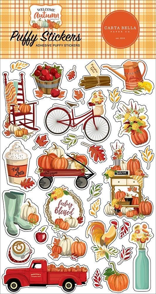 Carta Bella Welcome Autumn MEGA Bundle