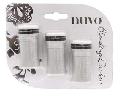 Nuvo - Tools - Blending Daubers (3/PK)