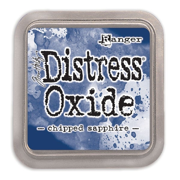 Tim Holtz Chipped Sapphire Distress Oxide Ink Pad
