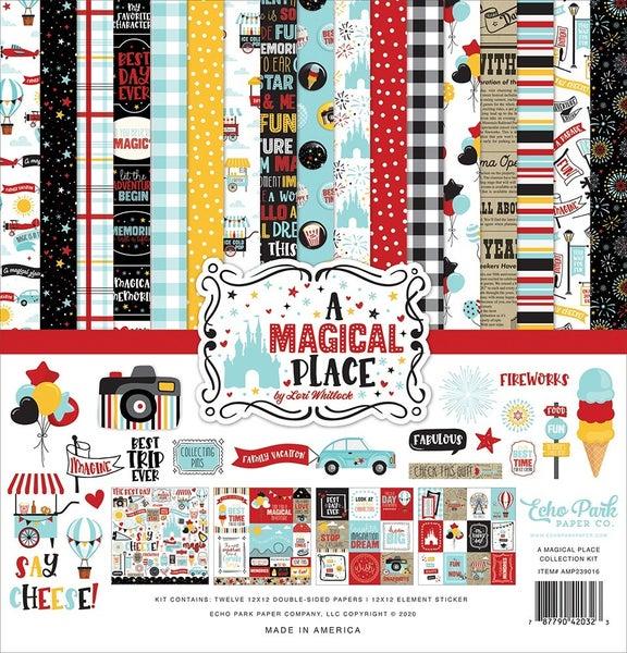 Echo Park A Magical Place 12 x 12 Kit