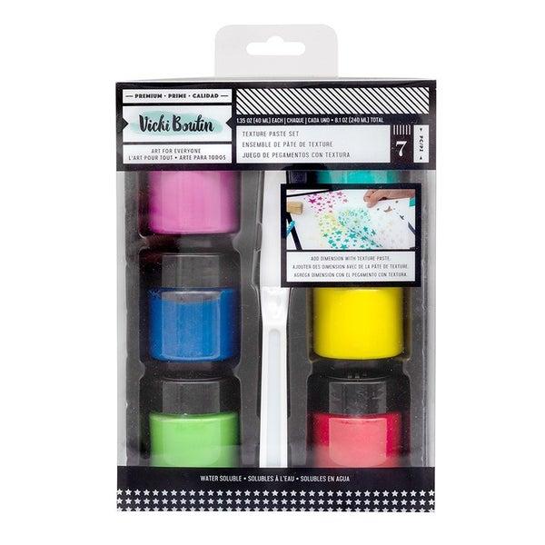 Vicki Boutin Texture Paste Set