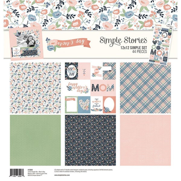 Simple Stories Mom's Day Kit