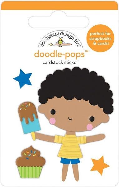 Doodlebug Design Party Time Doodle-Pops Treat Yourself