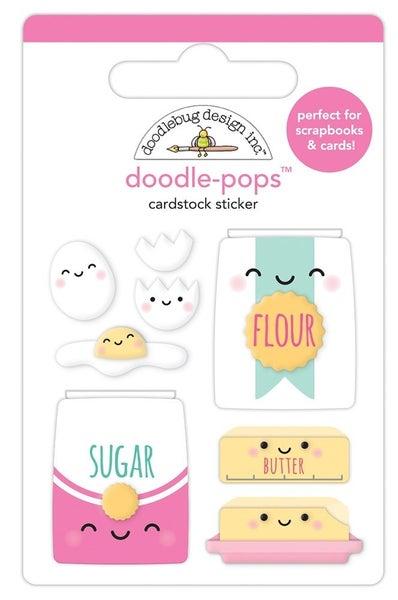 Doodlebug Design  Bake Me Happy Doodle Pop