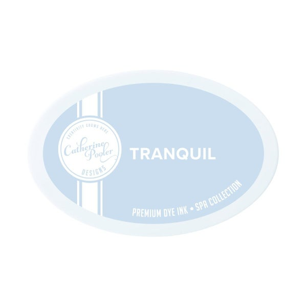 Catherine Pooler Premium Dye Ink Pads TRANQUIL