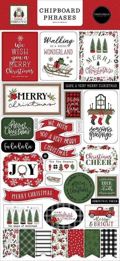 Carta Bella Home For Christmas MEGA Bundle