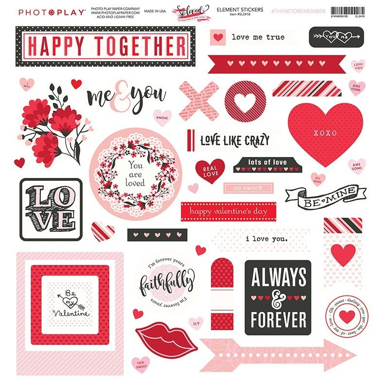 PhotoPlay SO Loved 10pc Set