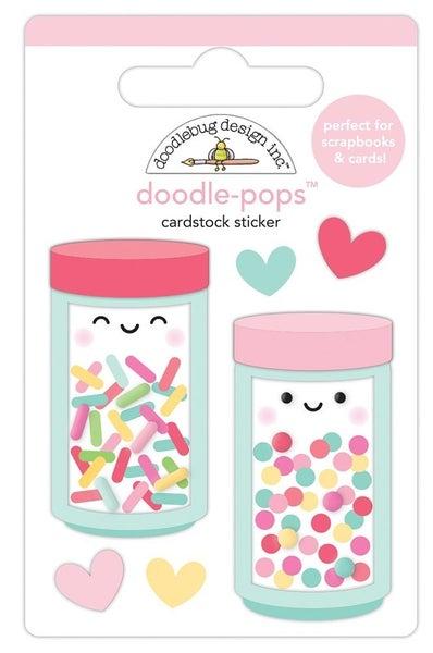 Doodlebug Design Sprinkle Shoppe Doodle Pop