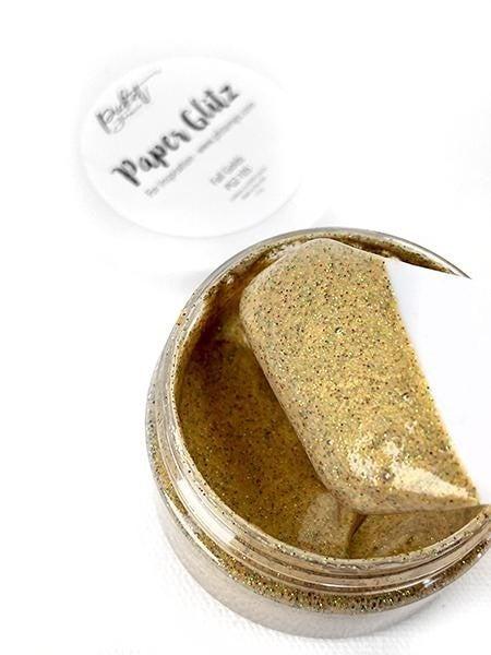 Picket Fence Studios Paper Glitz - FALL GOLDS