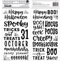 Happy Halloween Thickers Mwahahaha