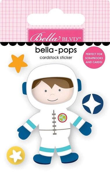 Bella Blvd To The Moon  Bella Pops  Space Boy