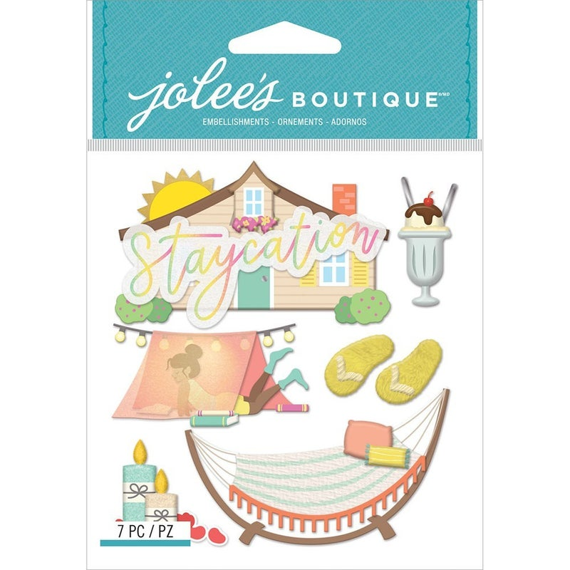 Jolee's Boutique Stickers - Staycation