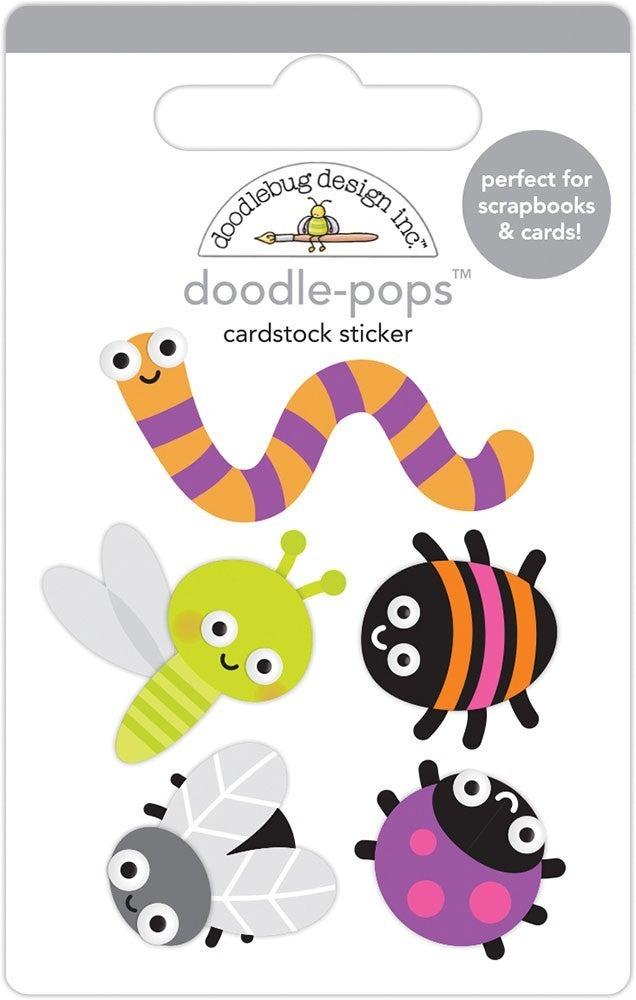 Doodlebug Design Happy Haunting 13 piece Happy Scrappy Bag