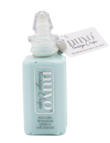 Nuvo Vintage Drops  Peppermint Candy 1320N
