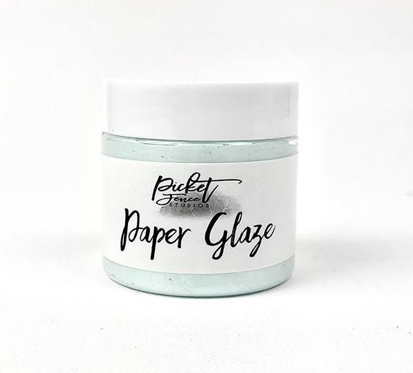 Picket Fence Studios Paper Glaze - Mint Hydrangea