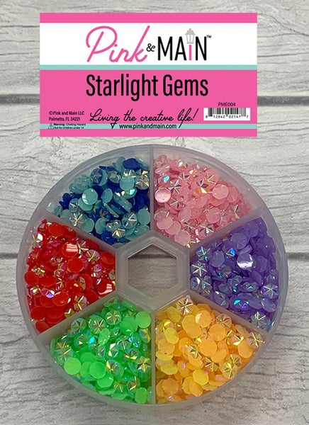 Pink & Main Starlight Gems