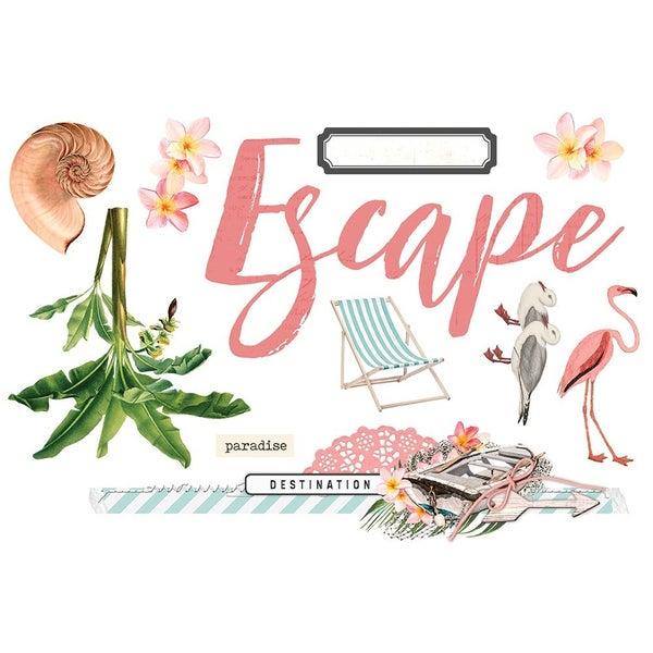 Simple Stories Simple Pages Escape Page Pieces
