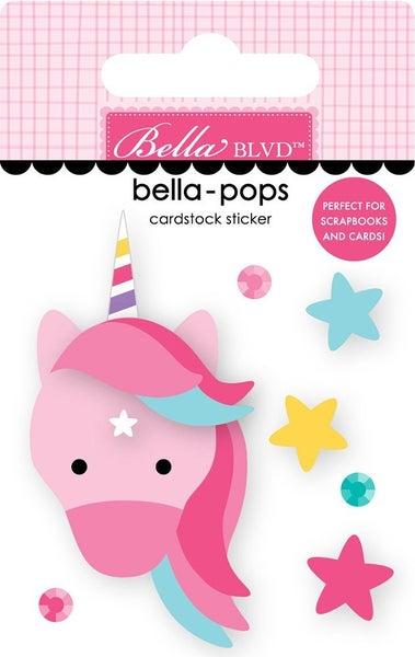 Bella Blvd  My Candy Girl  Bella Pops - Unicorn Magic