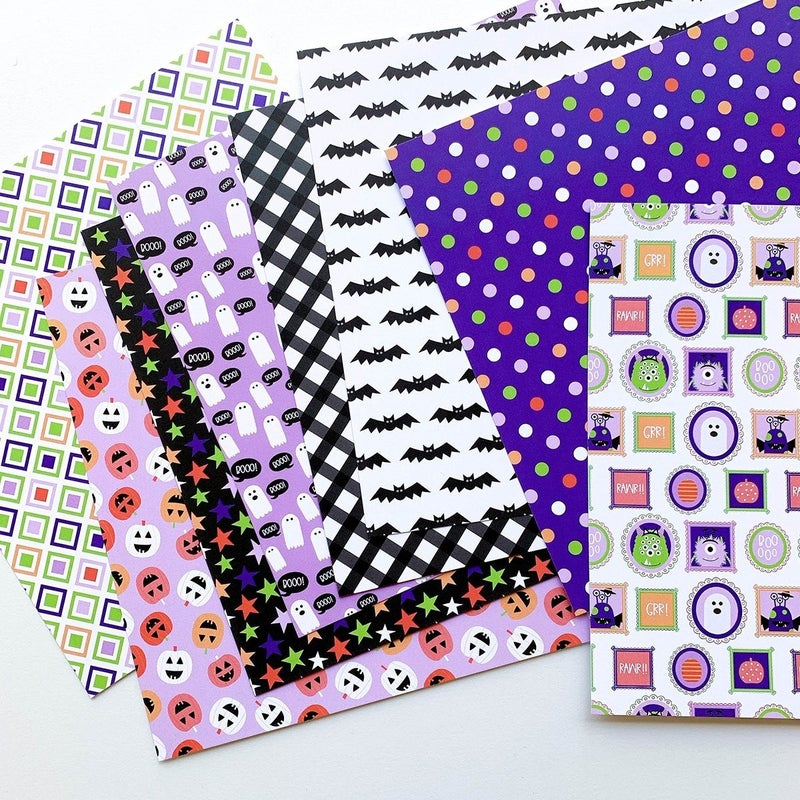 Catherine Pooler Treats Only Patterned Pape