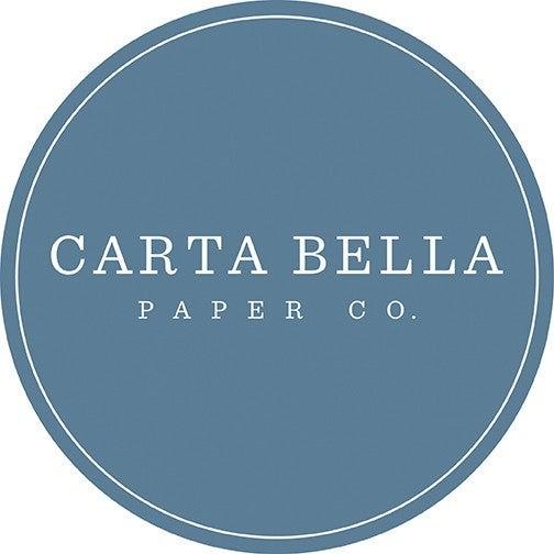 Carta Bella Winter Market 3 pc Happy Scrappy Bag