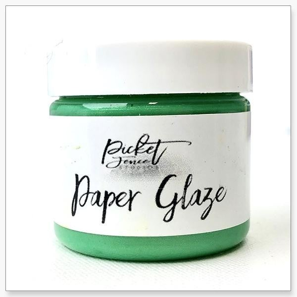Picket Fence Studios Paper Glaze - Leaf Green