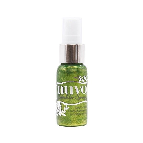 Nuvo Sparkle Spray  Apple Spritzer