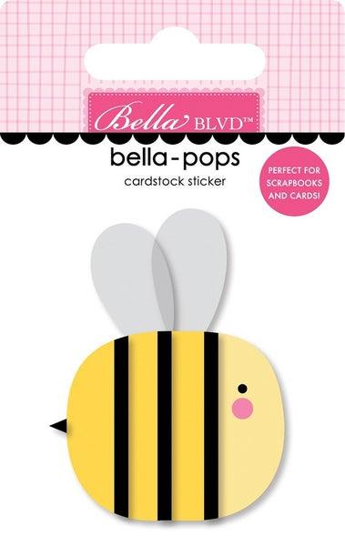 Bella Blvd Bee Happy Bella-Pop