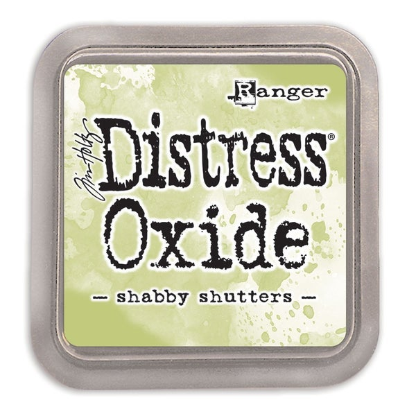 Tim Holtz Shabby Shutters Distress Oxide Ink Pad