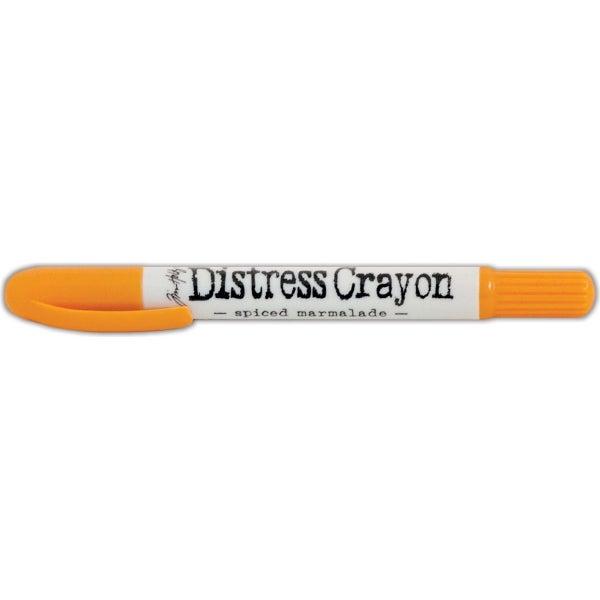 Tim Holtz Distress Crayon - Spiced Marmalade