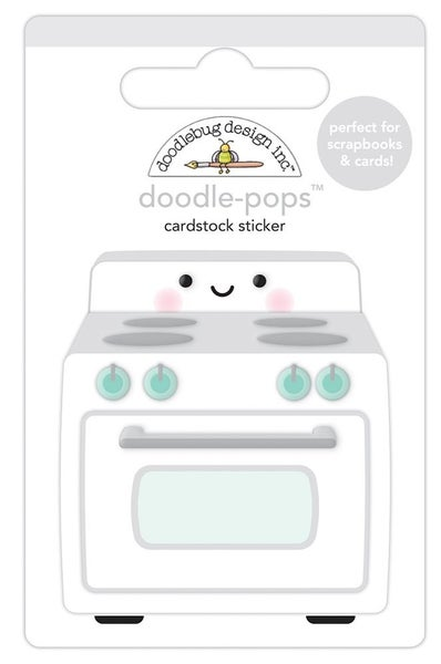 Doodlebug Design  What's Cooking Doodle Pop