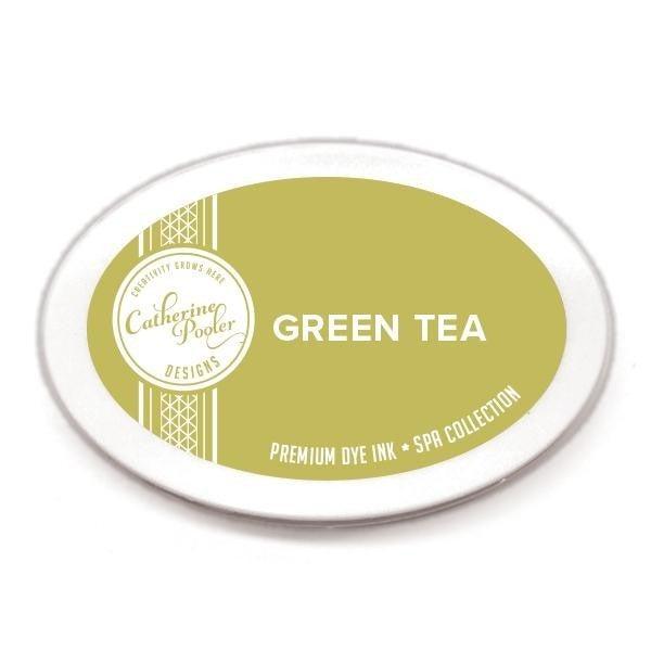 Catherine Pooler Premium Dye Ink Pads GREEN TEA