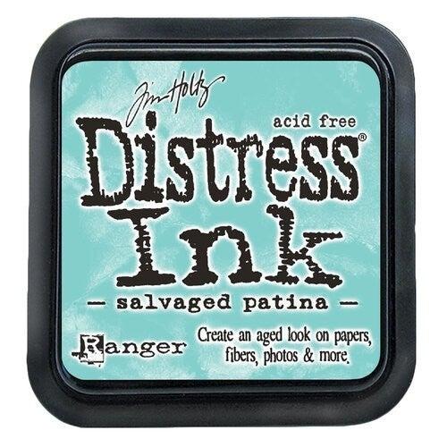 Ranger Ink Tim Holtz Distress Ink Pad Salvaged Patina