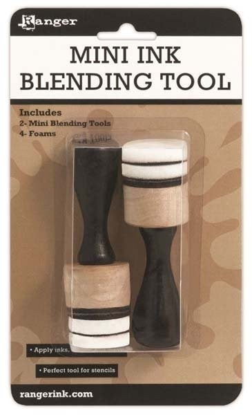 Ranger Ink Tim Holtz  Mini Ink Blending Tool - Round