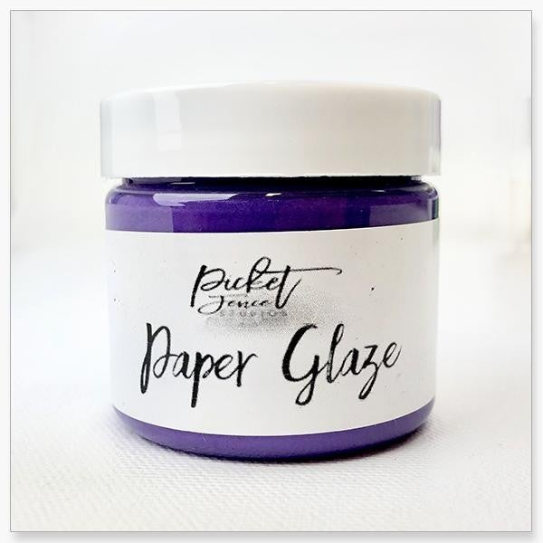 Picket Fence Studios Paper Glaze - Agapantha Purple